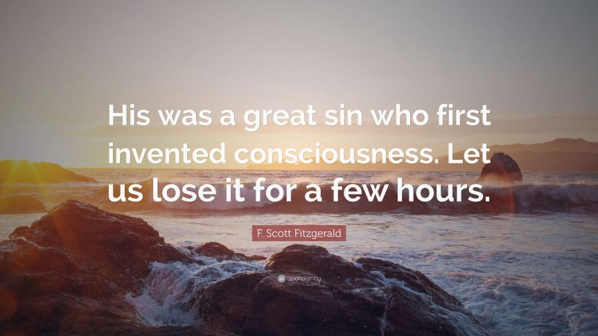 The Sins Of Consciousness